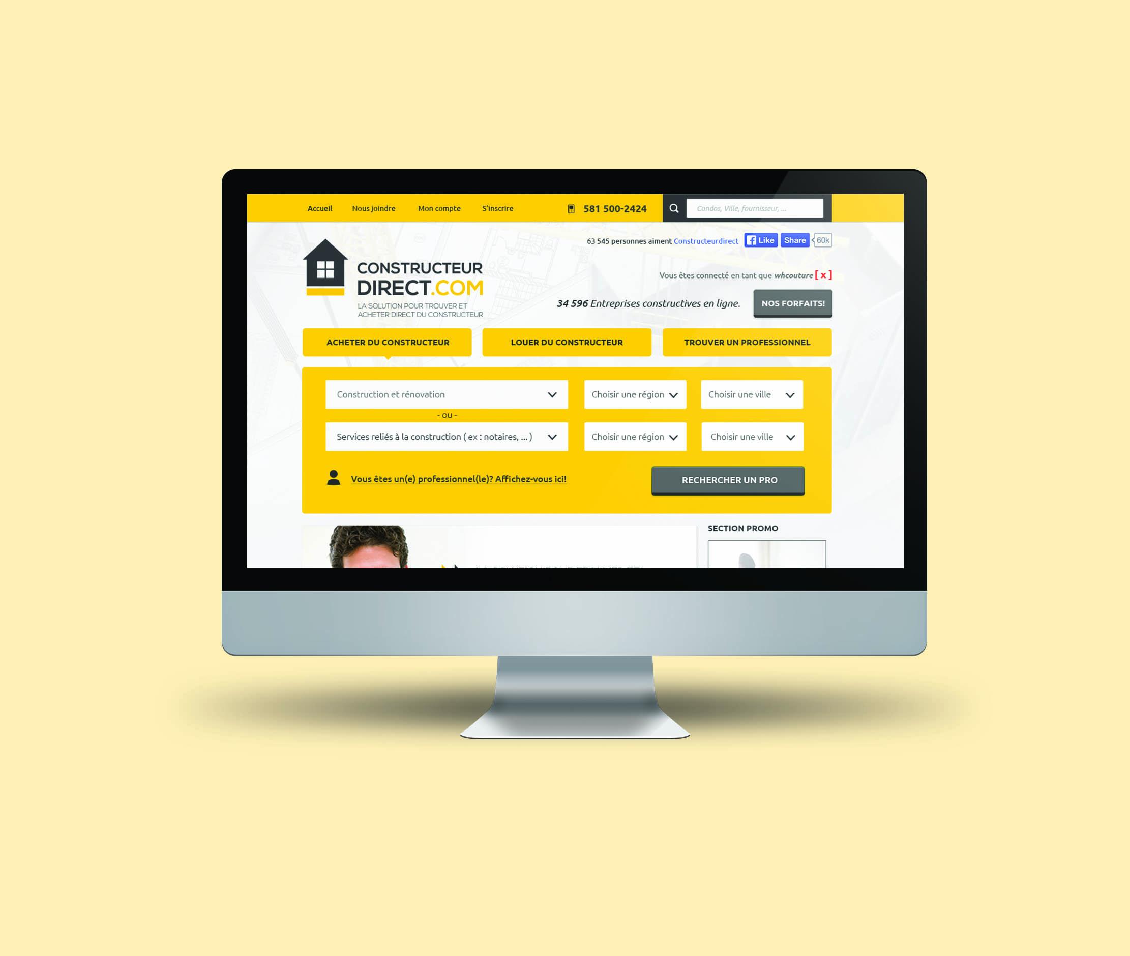 design-web-constructeurdirect-levis