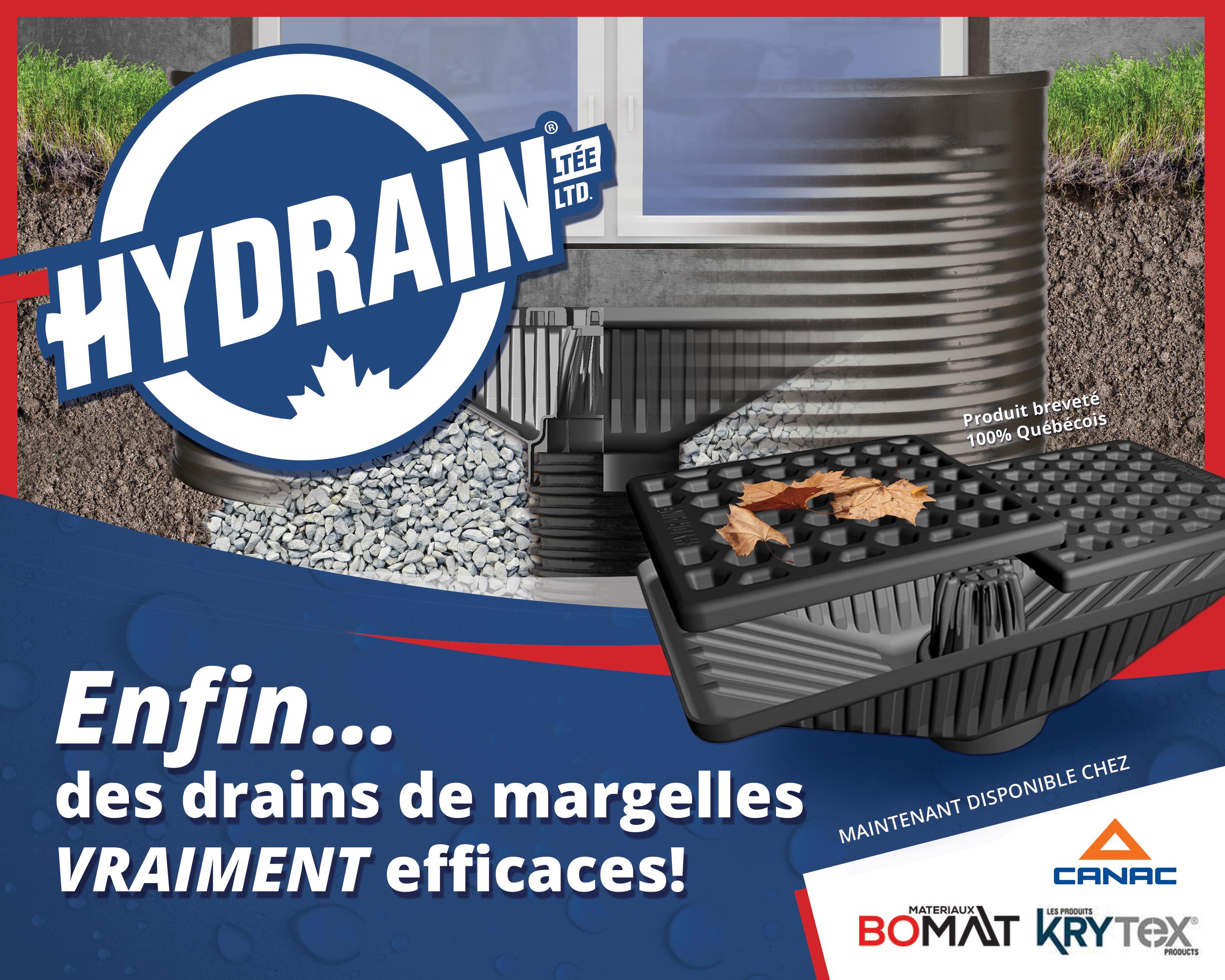 Publicite-Hydrain-Quebec-Habitation